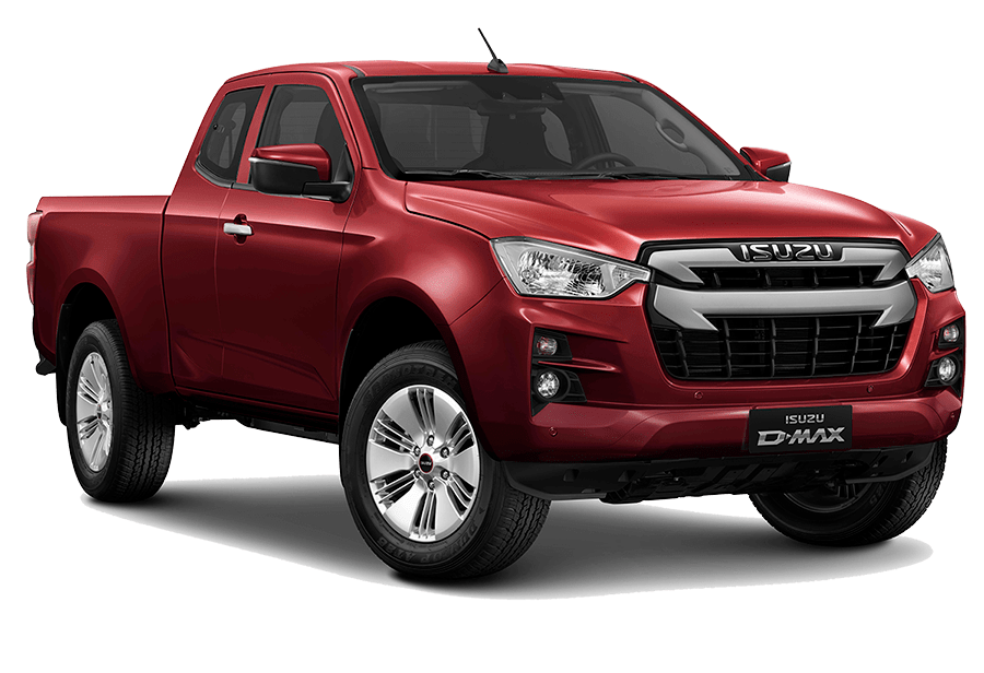 ISUZU D-Max N60BB Red Spinel Mica