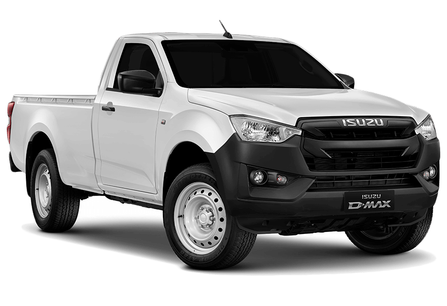 ISUZU D-Max Splash White SINGLE N57