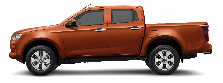 CREW N60BB Valencia orange Metallic