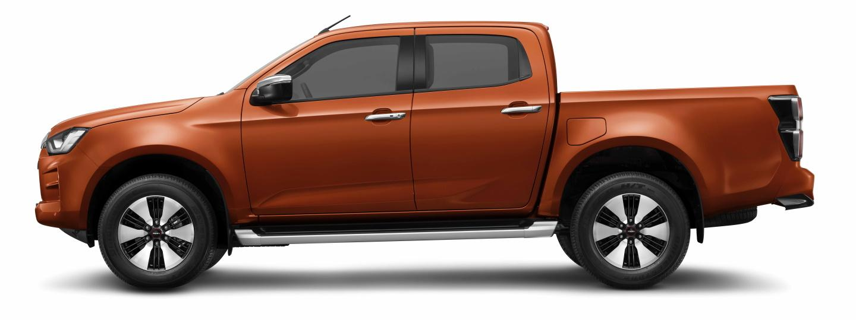 CREW N60F Valencia orange Metallic