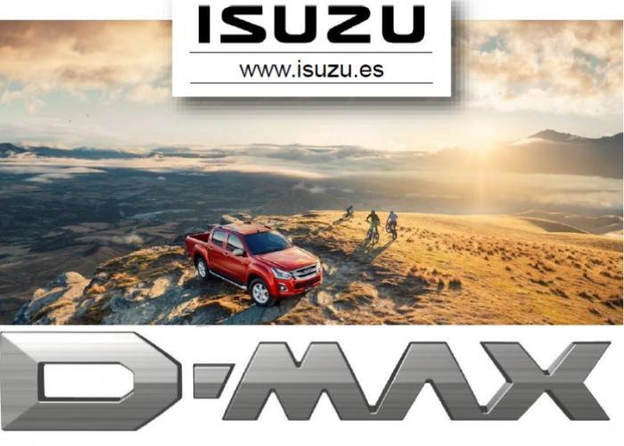 Catalogo Nuevo D-Max Octubre 2018