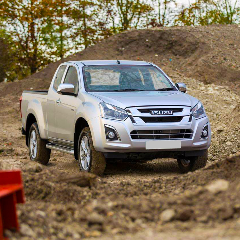 Isuzu DMax Space Planet Design